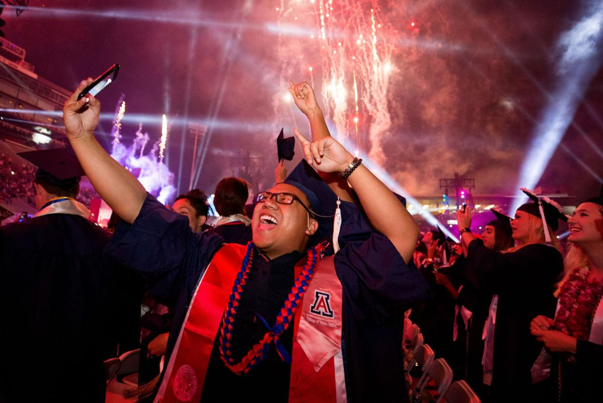 155th University of Arizona Commencement