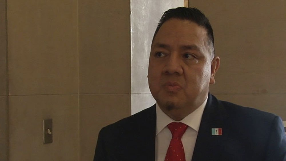 Pascua Yaqui attorney general Fred Urbina