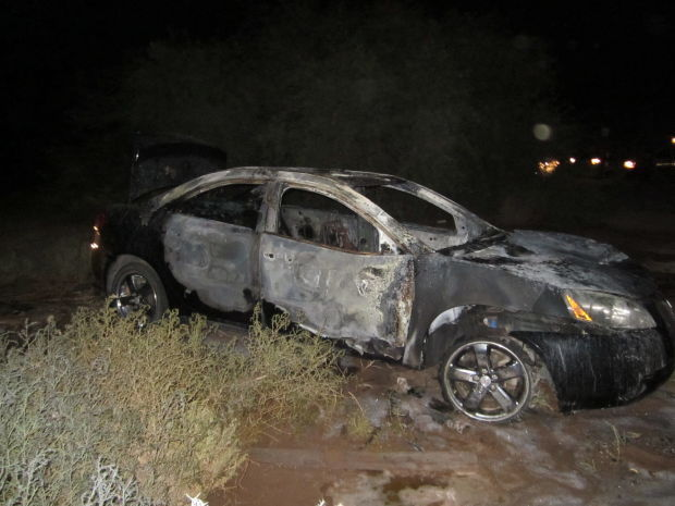 Man fearing cartel leads deputies on chase