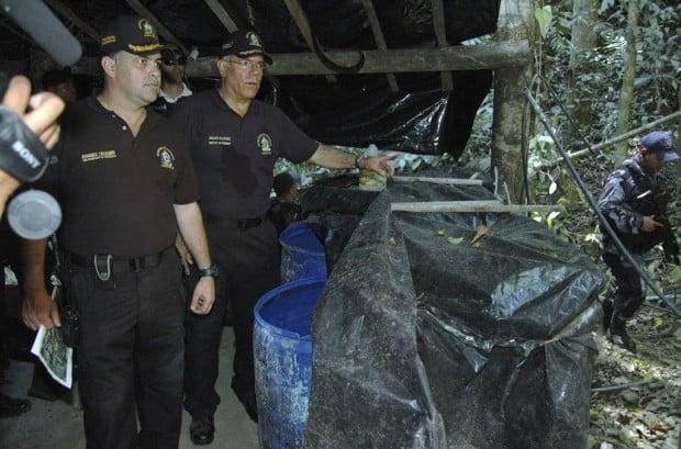 Cocaine lab found in Honduras signals big drug-operation shift