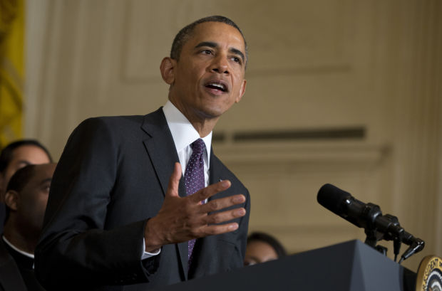 Obama's open government: He feels strongly both ways