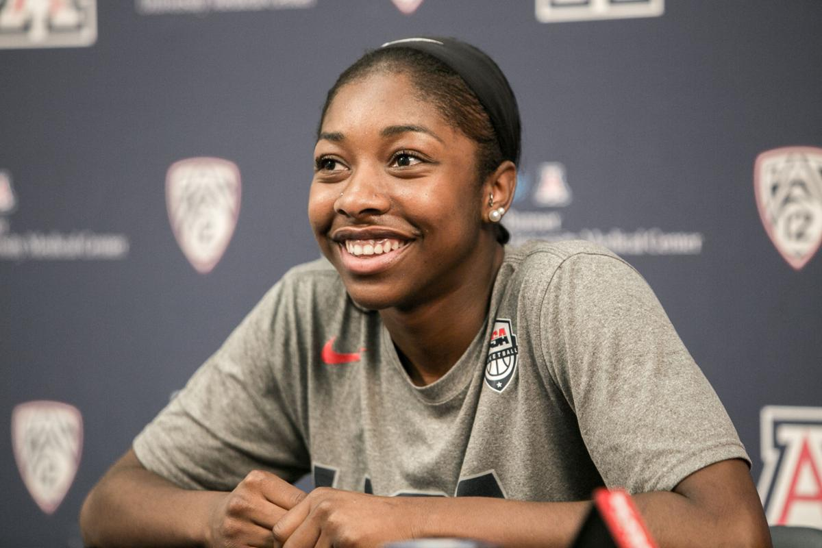 Adia Barnes' latest recruiting run is practically Sean Miller-esque