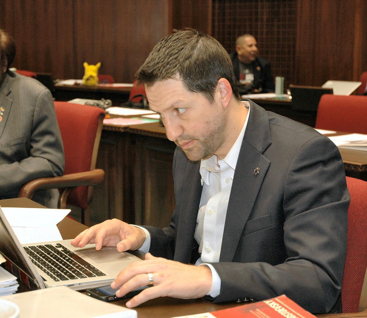 State Sen. Paul Boyer