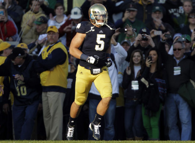 College Football Notebook: ND students as confused as everyone else in Te'o ordeal