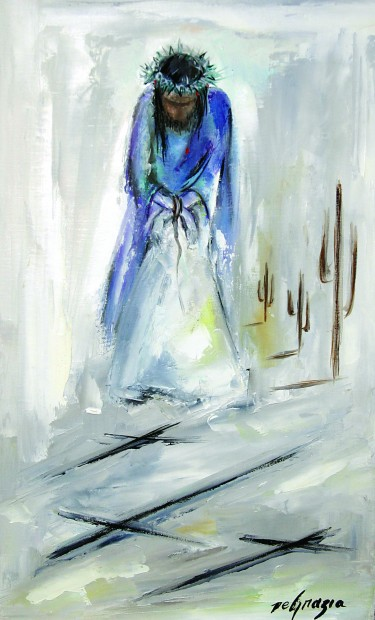 See DeGrazia exhibit: 'The Way of the Cross'