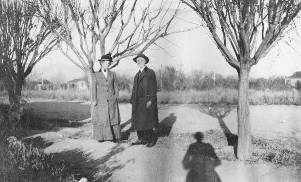 Richard and Henrietta Starr