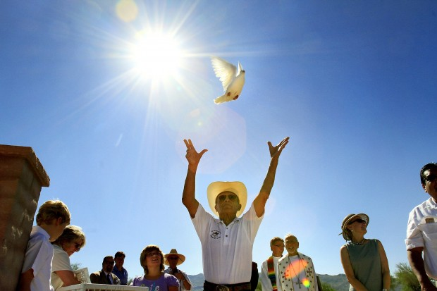 Ceremony marks reburial of early Tucson remains