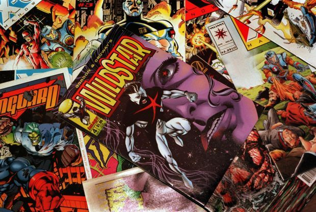 Tales from the Morgue: Comic books corrupt spelling abilities