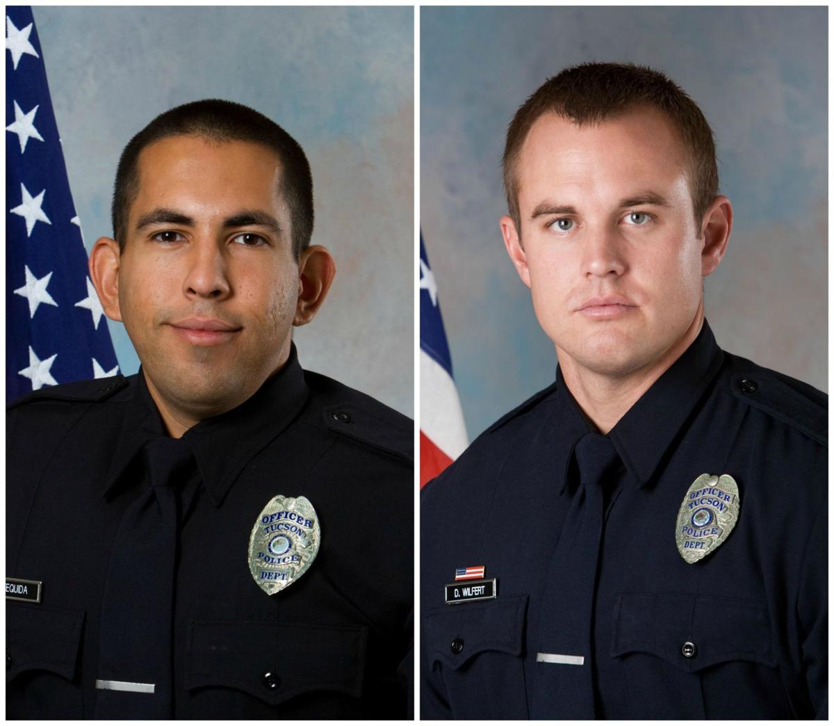 TPD officers shot