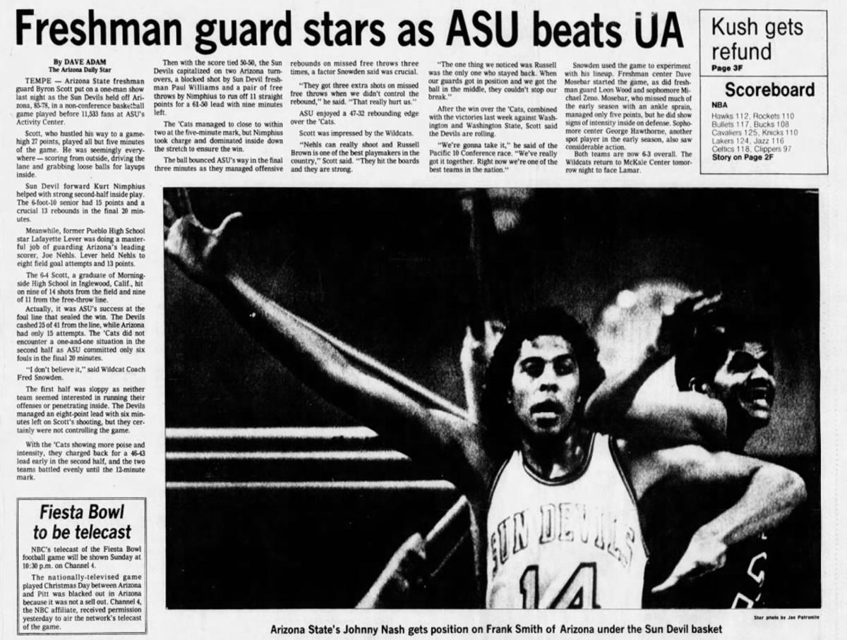 UA-ASU basketball