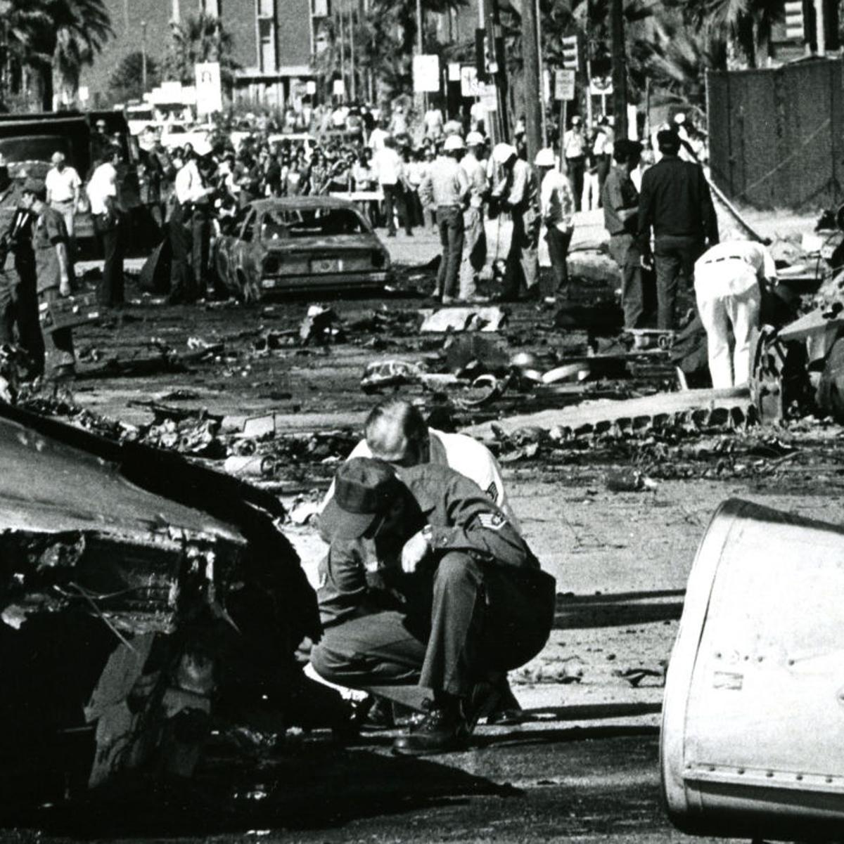 1978: Jet crashes near University of Arizona | | tucson com