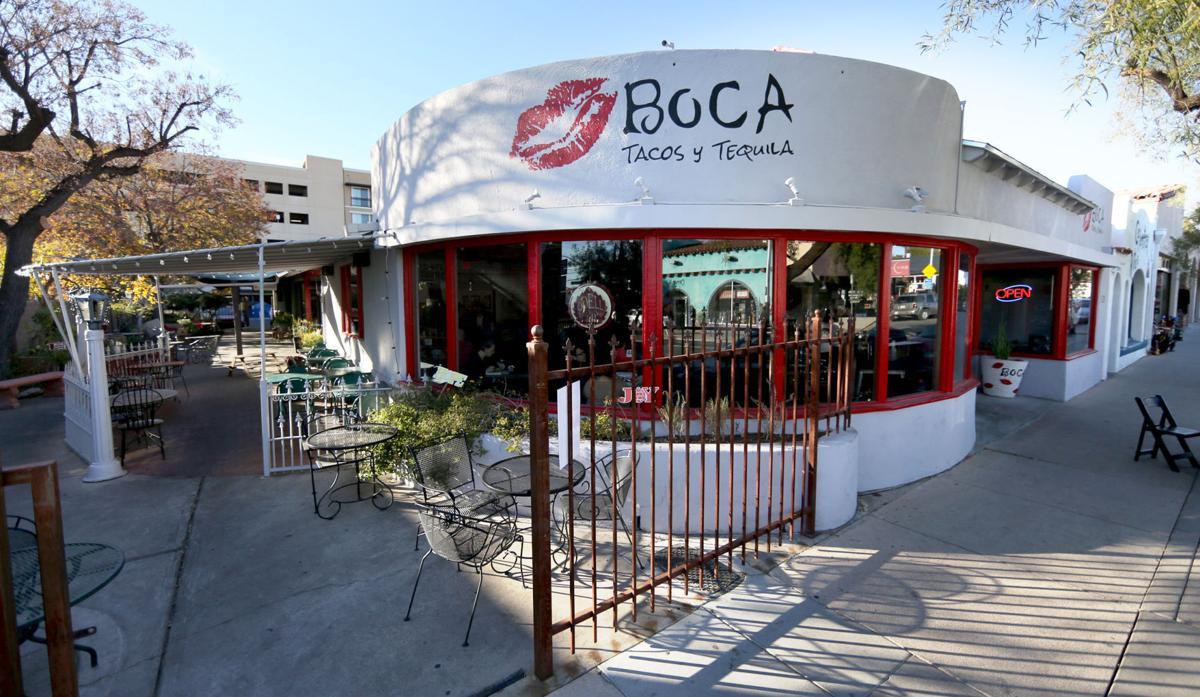 Boca Tacos y Tequila