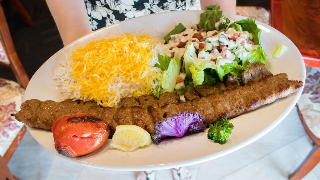 Feast On Iranian Food At The Persian Room In Northwest