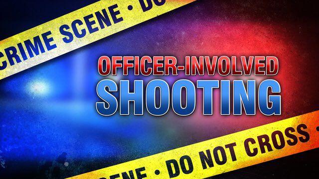 Officer-involved shooting logo