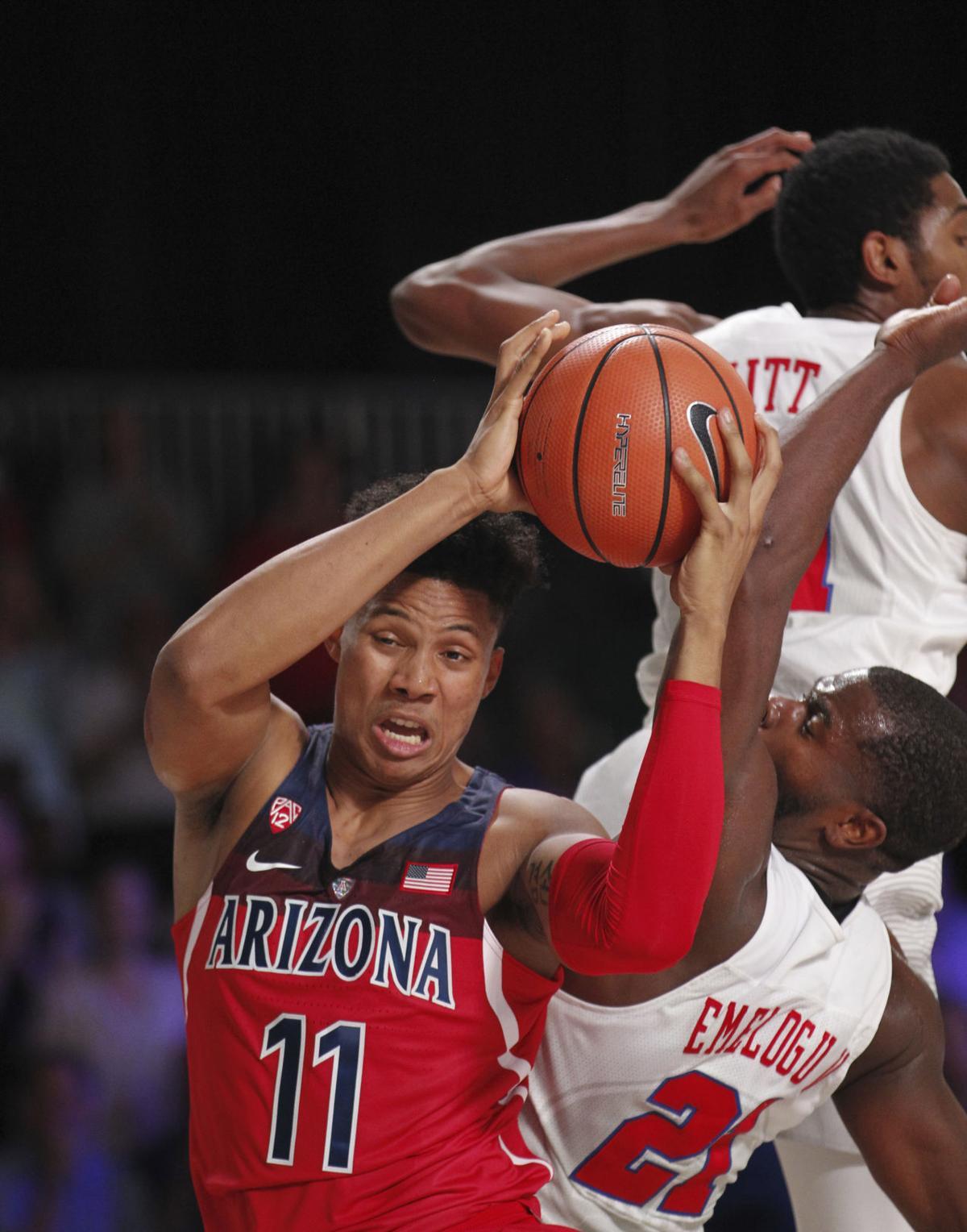 SMU Arizona Basketball
