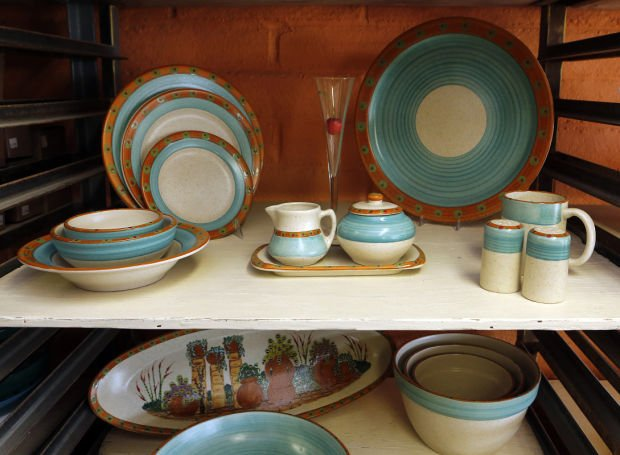 Travel and Leisure: Tucson-made dinnerware is Arizona\'s best gift ...