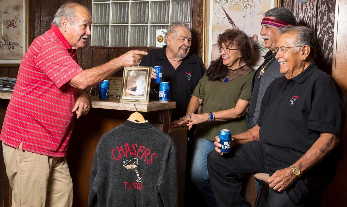 Tucson High reunions of 'the Chasers' lead to a new book of memories