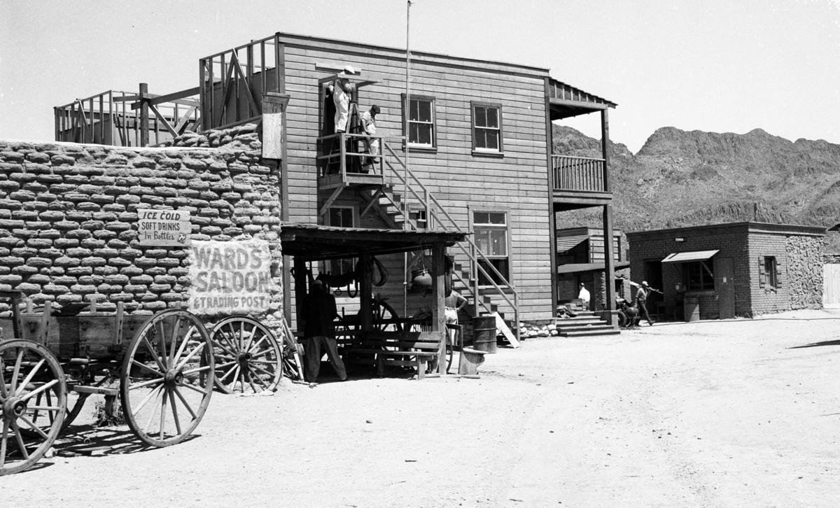 Photos of Old Tucson Studios before the fire | Retro Tucson