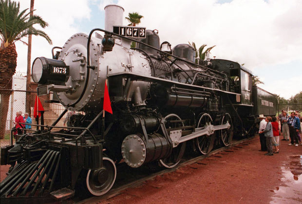 Southern Pacific RR
