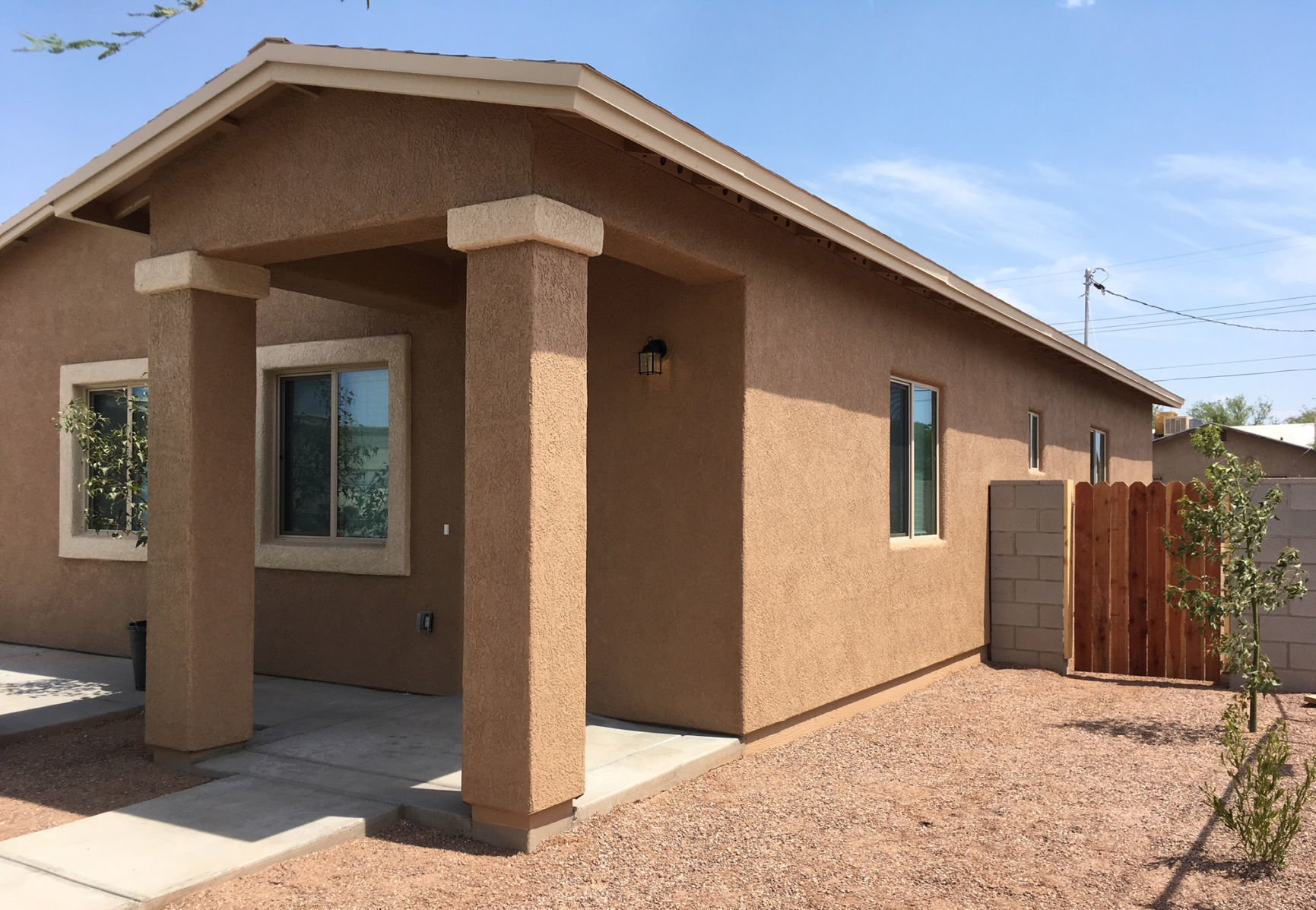 Primavera completes first of 4 homes in revitalization project in South Tucson | Tucson.com