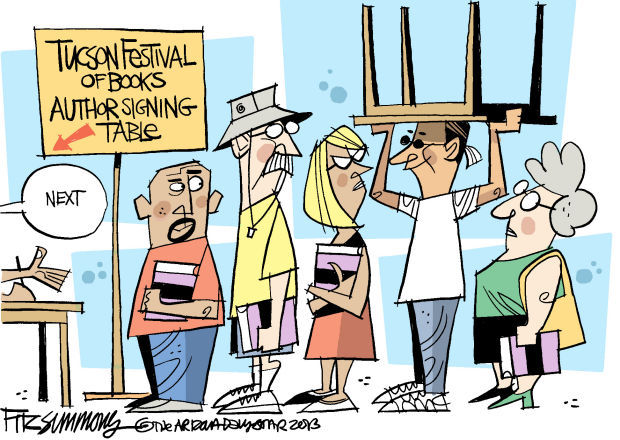Daily Fitz Cartoon: TFOB