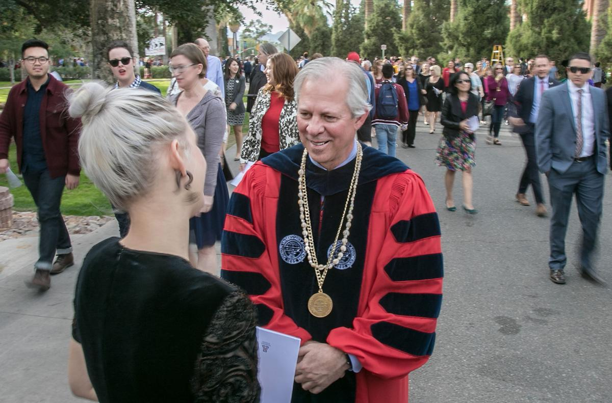 Dr. Robert Robbins