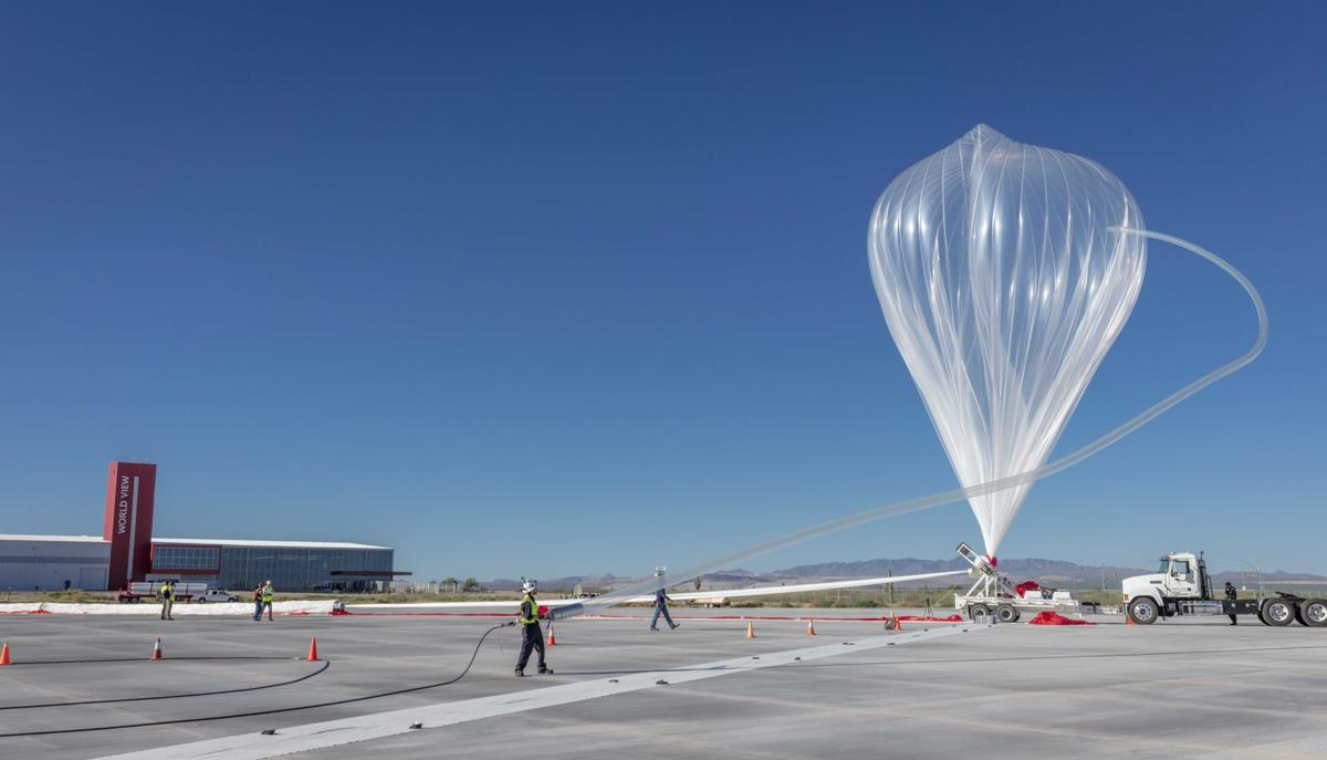 World View balloon flight from Tucson successful after five days