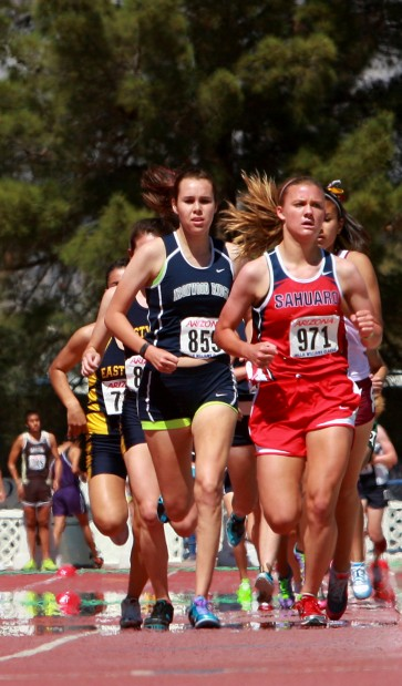 High school cross country: Not just state title on Newell's mind