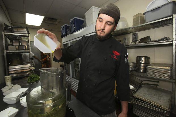 Chef Tim Moore