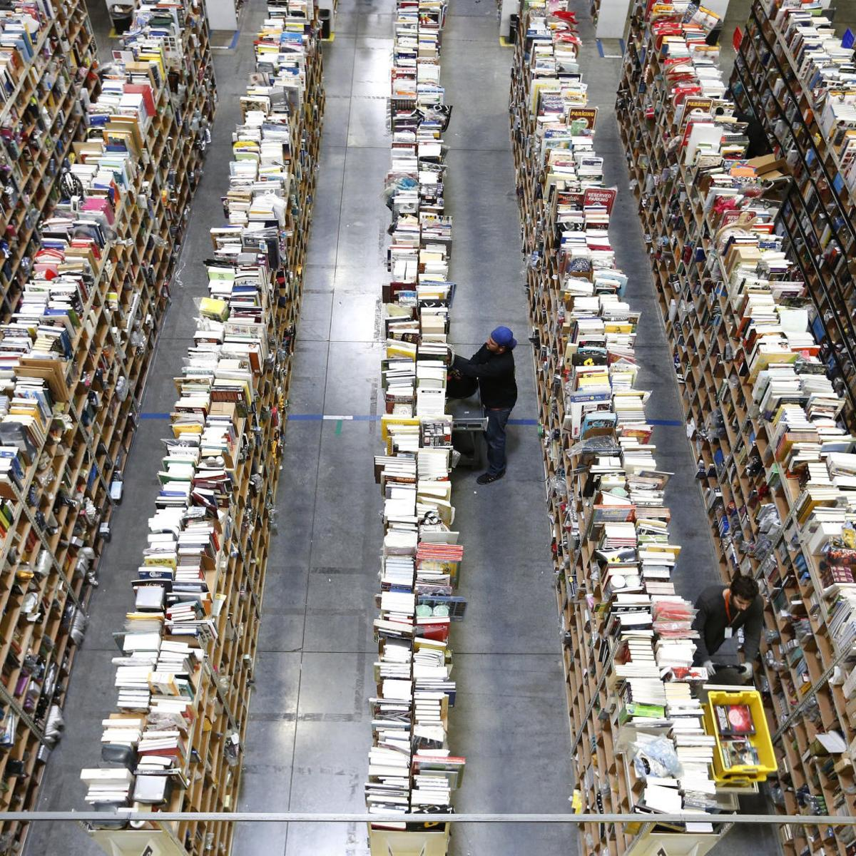 Amazon to open giant warehouse in Tucson, plans to hire more than