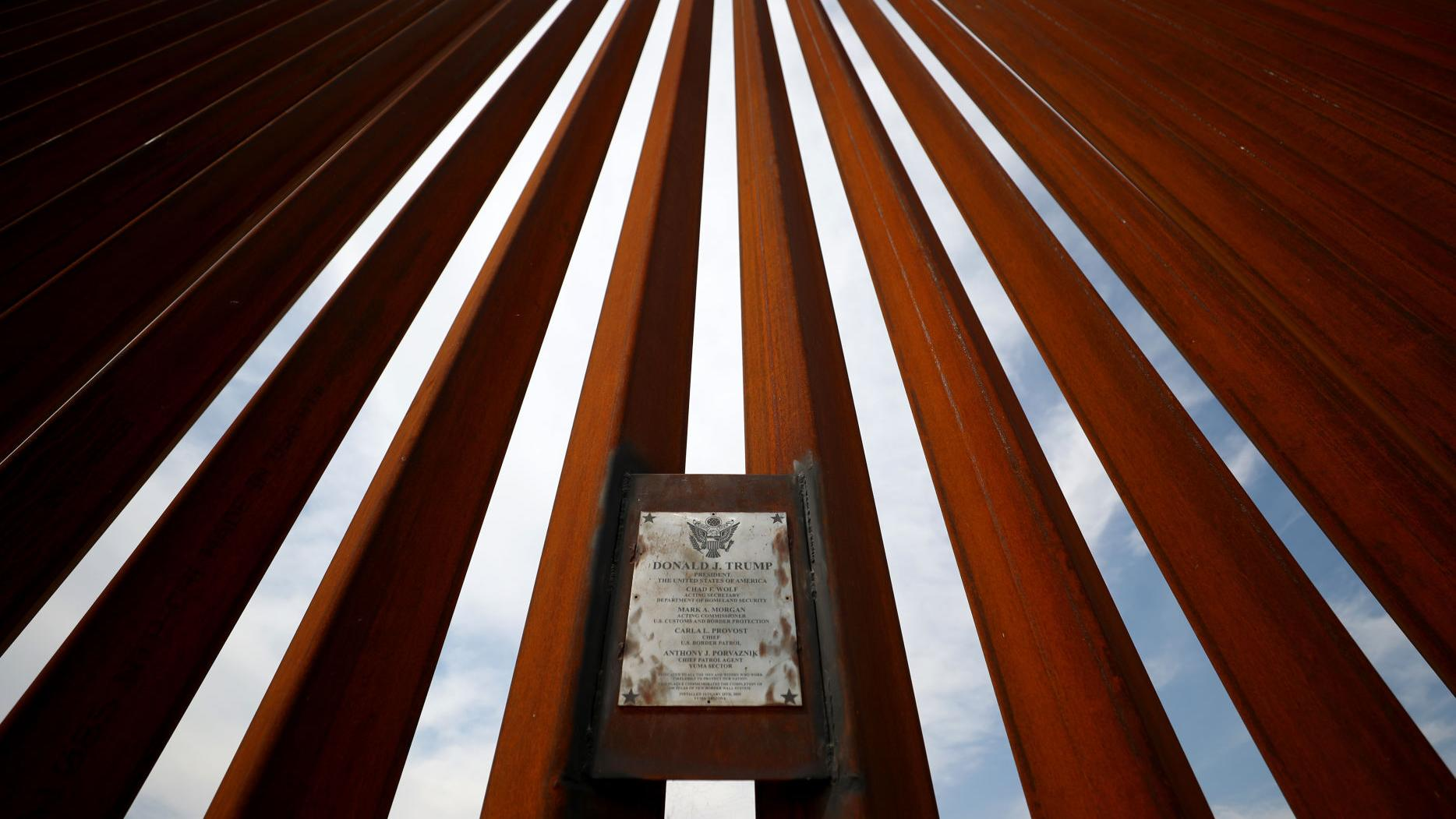 Future of border wall about to be handed over to voters