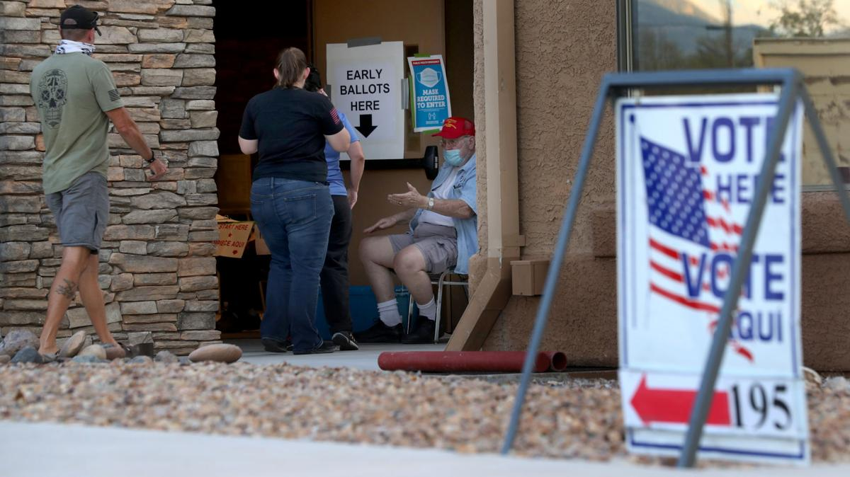 Arizona lawmakers move to block private funds for elections