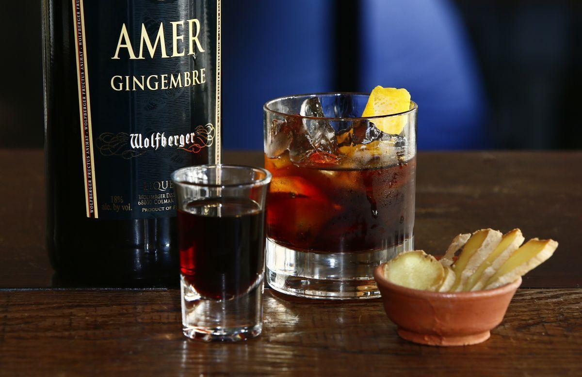 Amer Cocktail