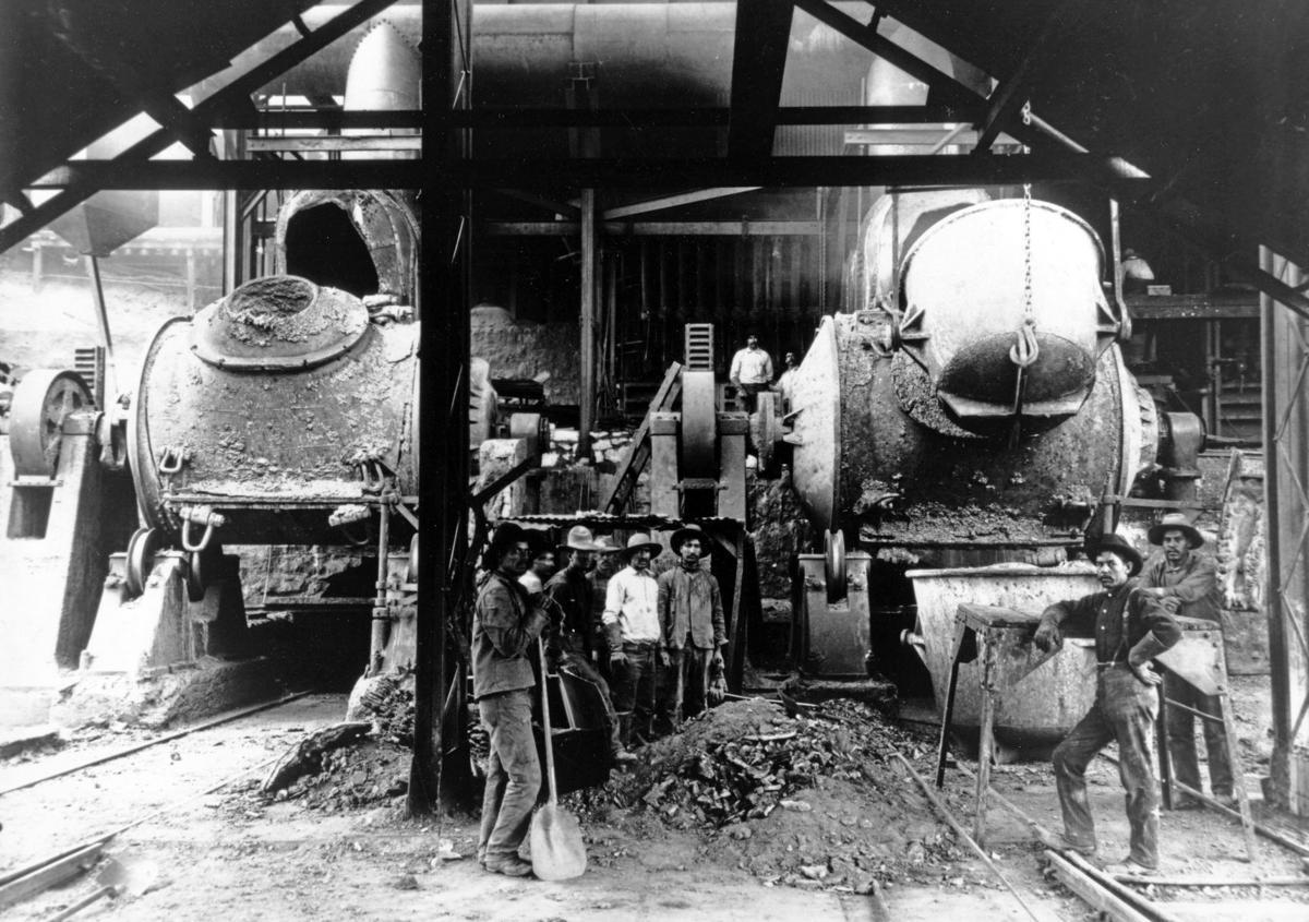 Arizona Copper Co. smelter
