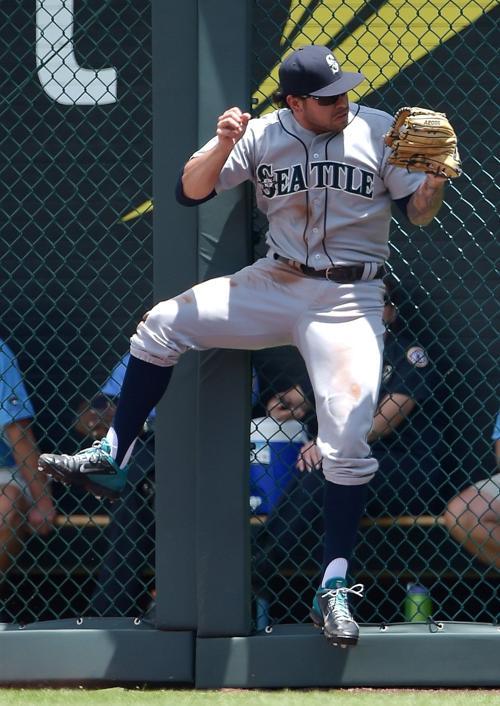 MLB: Mariners v Royals