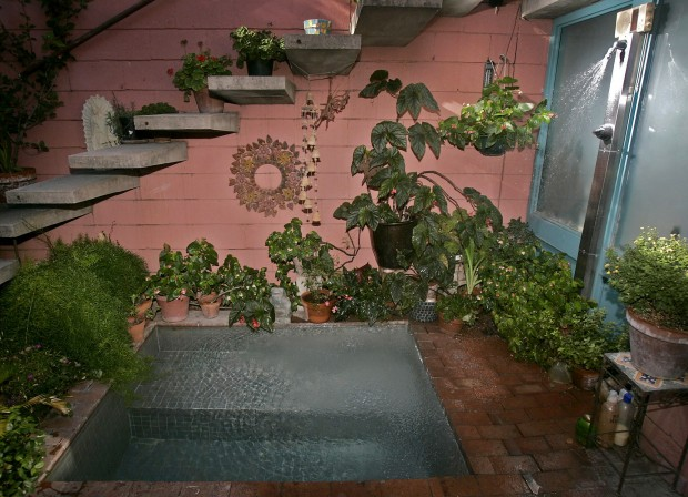 Owners Love Their Open Air Showers