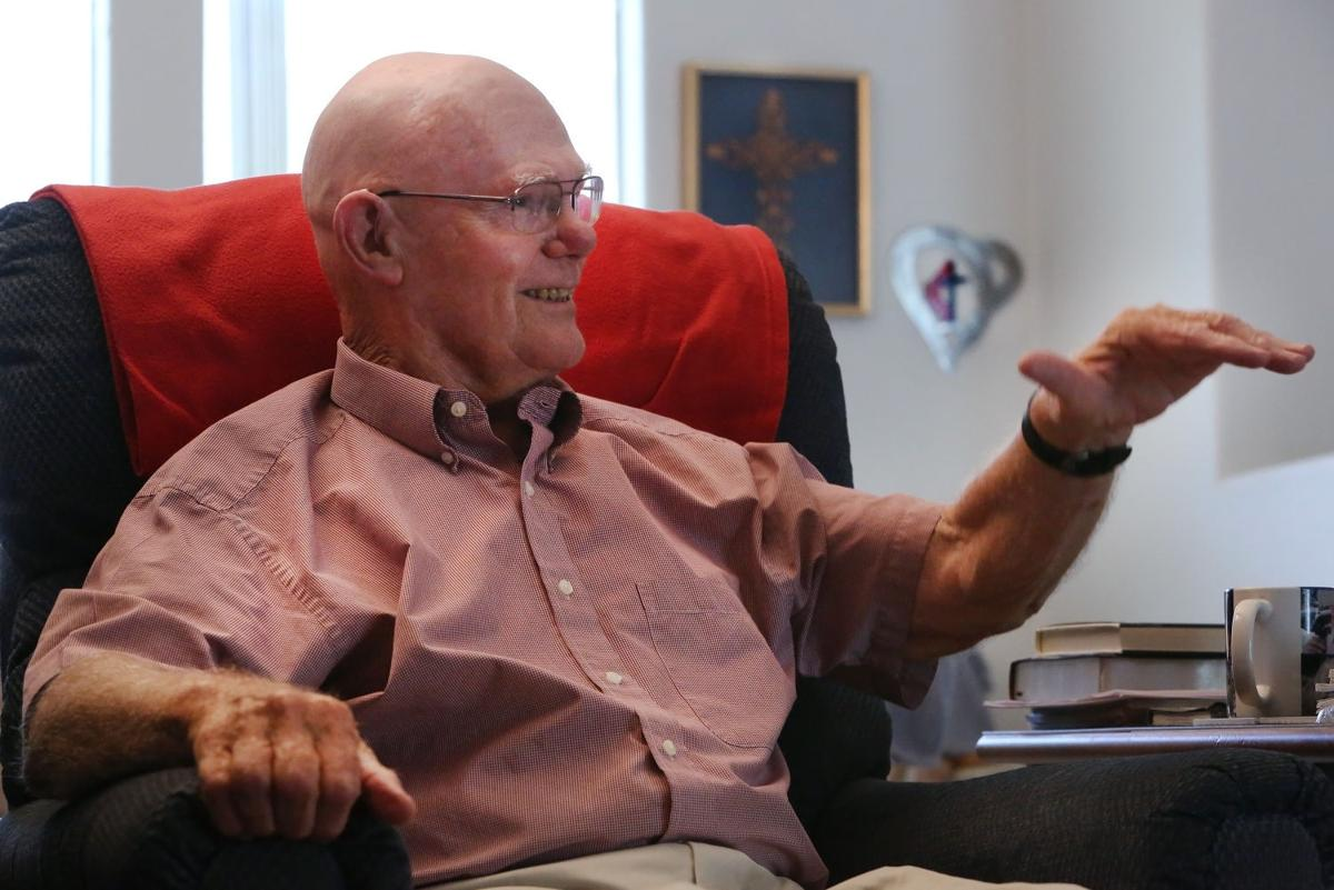 Chaplain enlisted so he could help men in Vietnam | Local