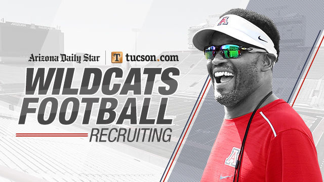 UA Arizona Wildcats football recruiting logo USE ME