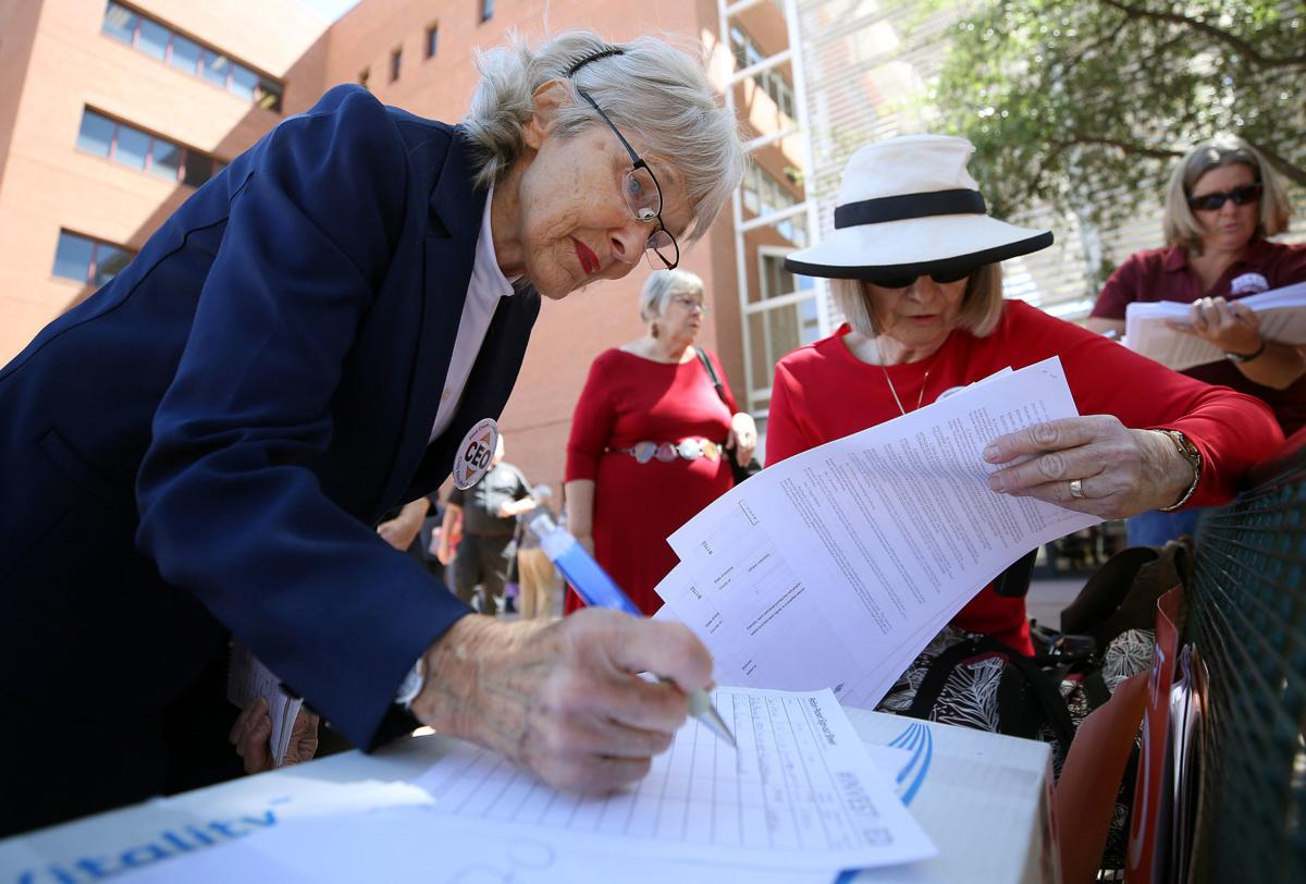 Petition signers