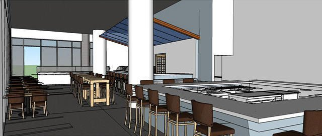 An restaurant concept