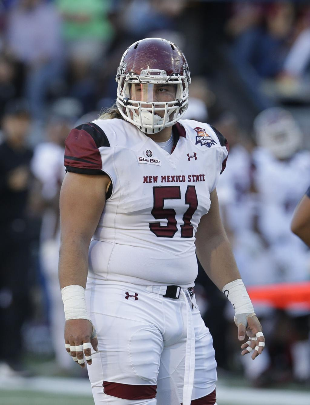 Arizona Wildcats Add New Mexico State Dl Roy Lopez For 2020