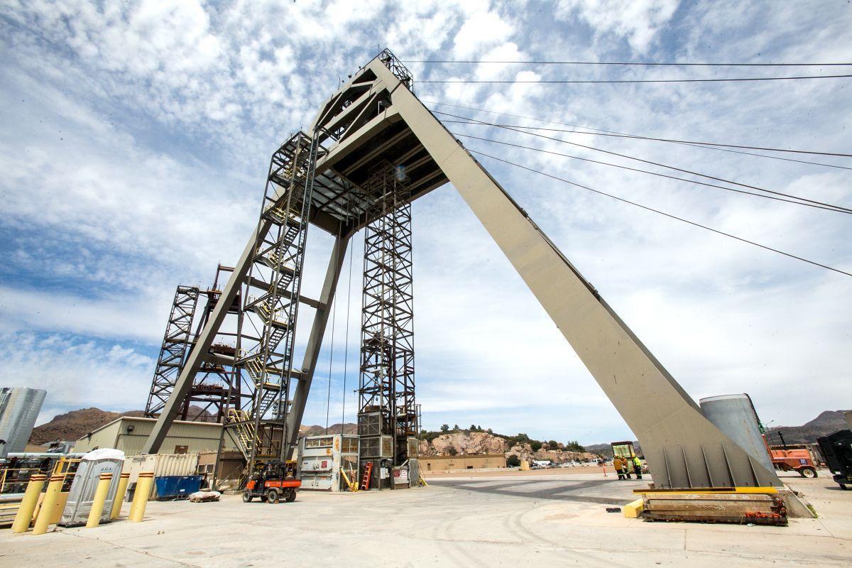 Resolution Copper Mine
