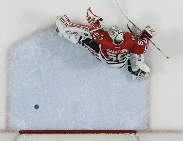 Stanley Cup FInals: Bruins 2, Blackhawks 1, OT: Bruins tie series with overtime win