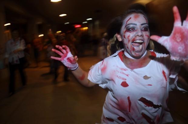 Photo Gallery: 6th Annual Zombie Walk