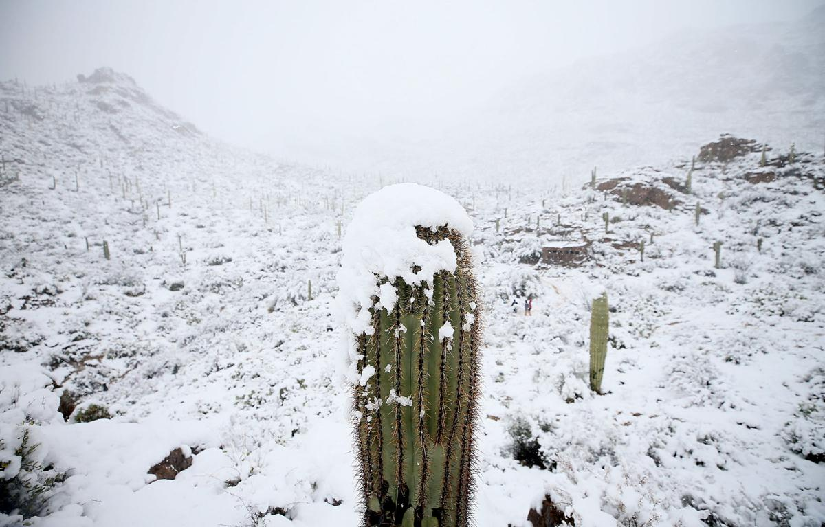 tucson snow to give way to warmer weather clearer skies through weekend local news tucson com tucson snow to give way to warmer