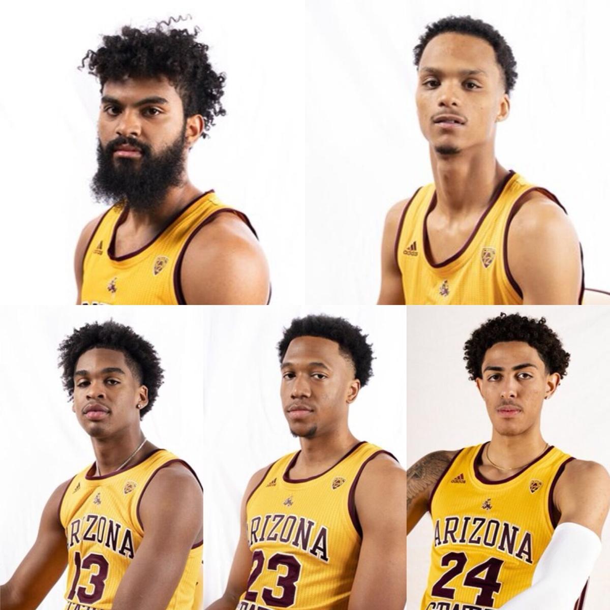 ASU basketball starters