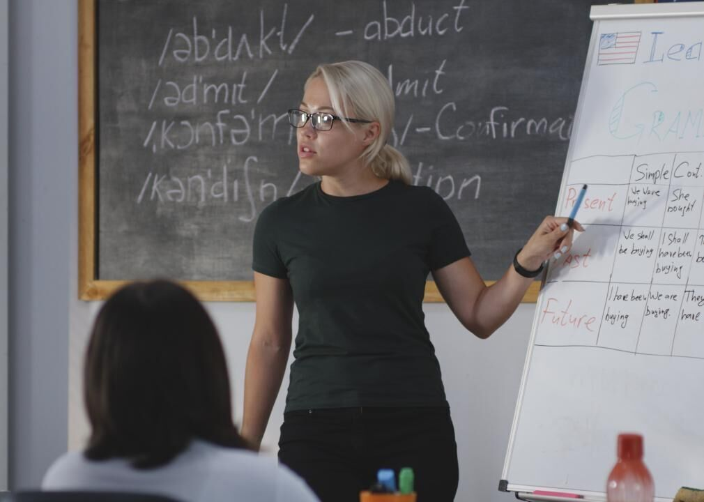 English as a Second Language instructors (LE)