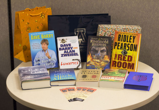 Rock Bottom Remainders books