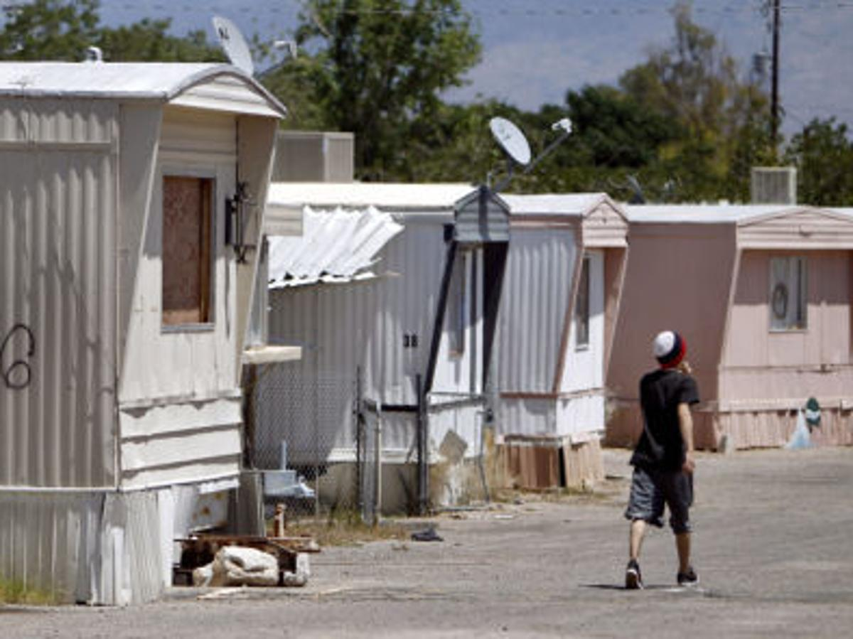 New Pima County Regulations Require Proof Old Mobile Homes Are Safe Latest News Tucson Com