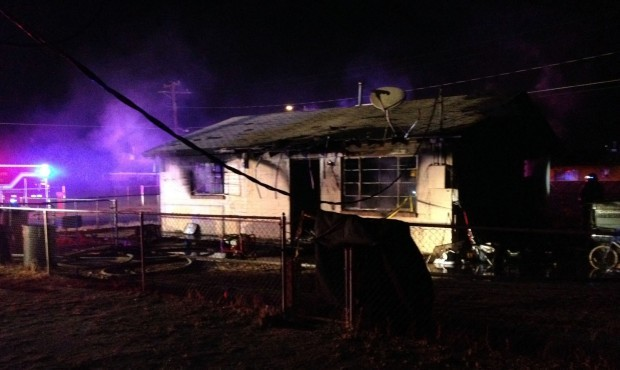 3 blazes in 12 hours keep Tucson firefighters busy
